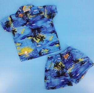 Royal Hawaiian Creations Boy's 4 2-piece Set